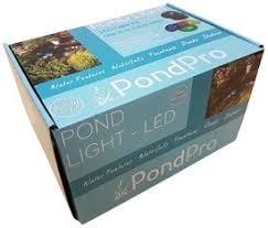 POND PRO 1.6 WATTS