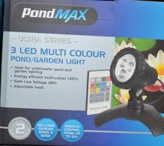 PONDMAX ULTRA SERIES LED